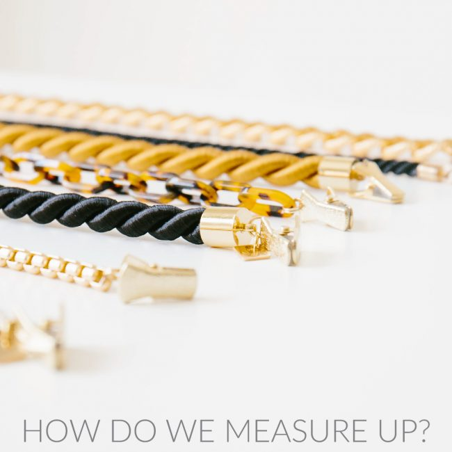 How Do We Measure Up?